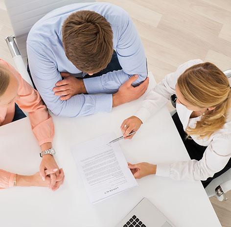 Lavori di consulenza e gestione risorse umane